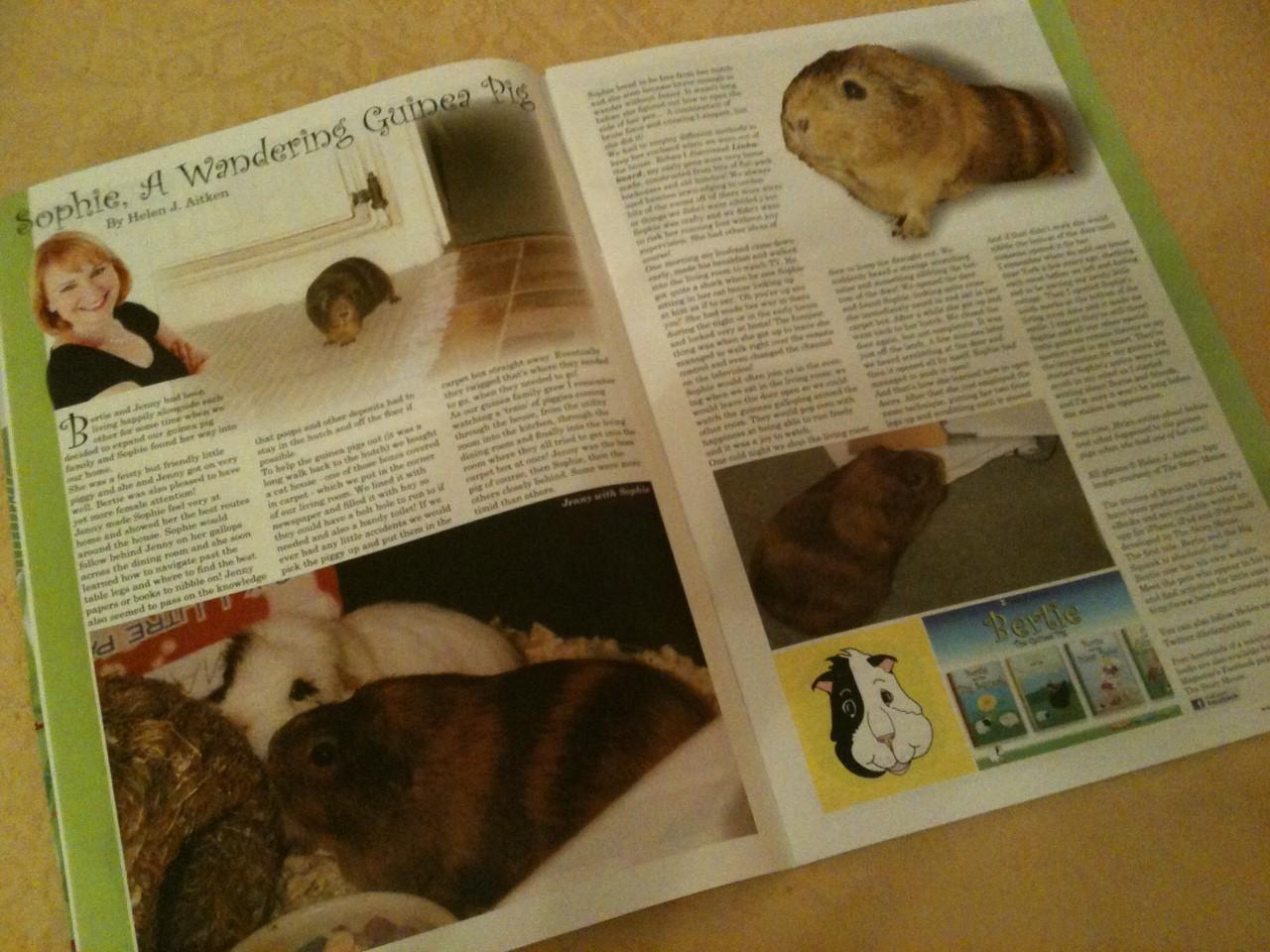 Guinea Pig Magazine March 2012
